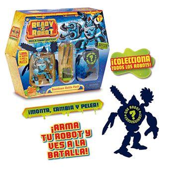 Ready 2 Robot Battle Pack surtido
