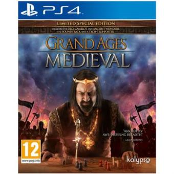 Grand Ages: Medieval  Edición Limitada PS4