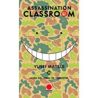 Assassination Classroom 14: Hora del final de trimestre