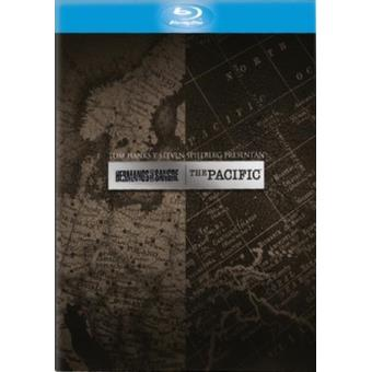 Pack The Pacific + Hermanos de sangre - Blu-Ray