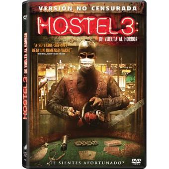 Hostel 3 - DVD