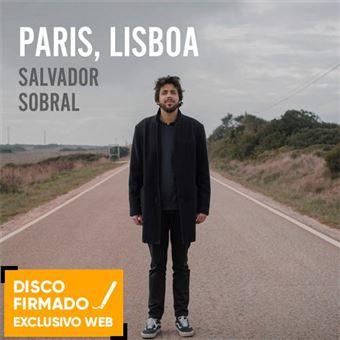 Paris, Lisboa - Disco Firmado