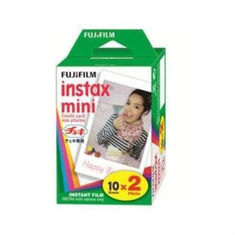 Fujifilm Instax Mini Film 2 x 10 papeles
