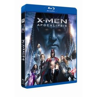 X-Men Apocalipsis - Blu-Ray