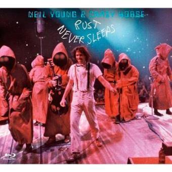 Rust Never Sleeps (Formato Blu-ray)