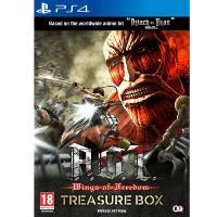 Attack on Titan: Wings of Freedom Treasure Box Edition PS4