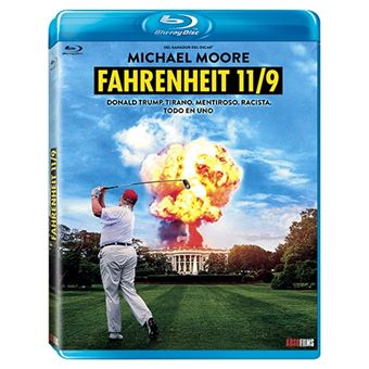 Fahrenheit 11/9 - Blu-Ray