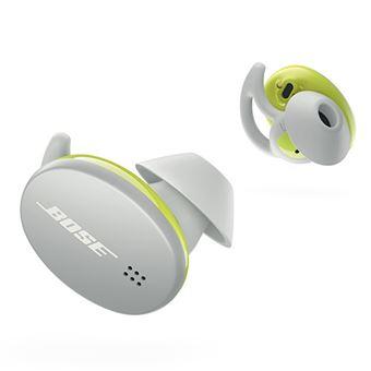 Auriculares Deportivos Bose Sport Earbuds Blanco/Lima