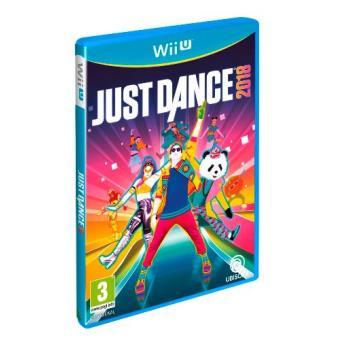 Just Dance 2018 Nintendo Wii U Para Los Mejores Videojuegos Fnac