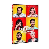 Ocho apellidos catalanes - DVD
