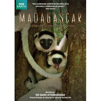 Madagascar. La tierra - DVD
