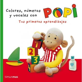 Colores, números y vocales con Popi