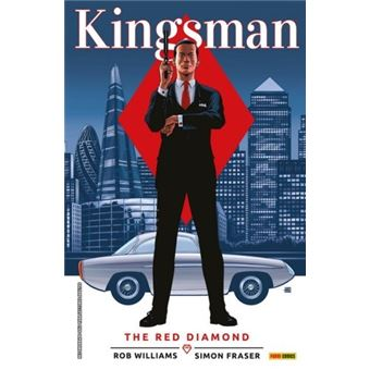 Kingsman: The Red Diamond