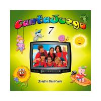 Cantajuego Vol. 7 - DVD + CD