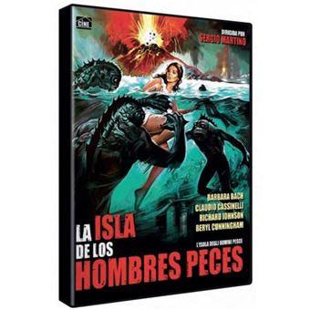 La isla de los hombres peces - DVD