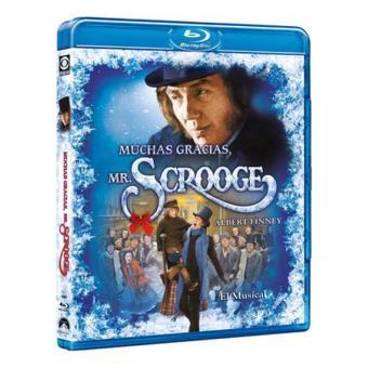 Muchas gracias, Mr. Scrooge - Blu-Ray