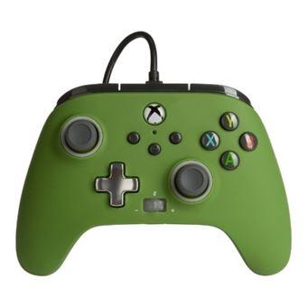 Mando PowerA Enhanced Soldier Verde para Xbox Series X / Xbox One