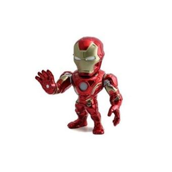 Figura de metal Marvel Civil War - Iron Man 15 cm