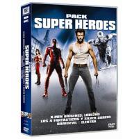 Pack Marvel: Super Heroes - DVD