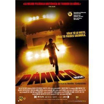 Pánico - DVD