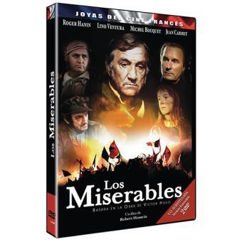 Los Miserables (Ed. extendida, 2 DVD) - DVD