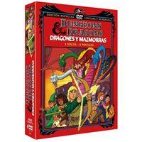 Dragones y Mazmorras  Ed Coleccionista - DVD