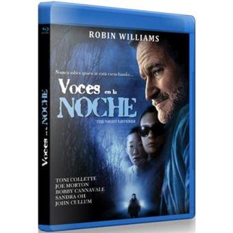 Voces en la noche - DVD
