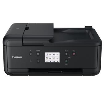 Impresora multifunción Canon  Pixma TR7550 Negro (Producto Reacondicionado)