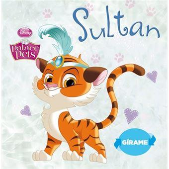 Princesas. Palace Pets. Teacup y Sultan