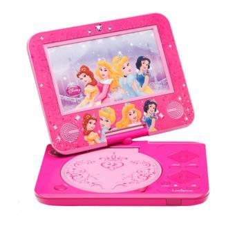 Lexibook DVD Portátil Princesas Disney