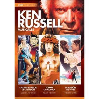 Pack Ken Russell - DVD