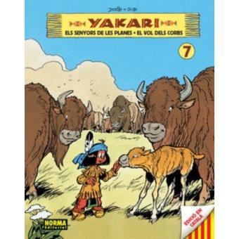 Yakari 7: Els senyors de les planes