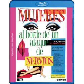 Mujeres al borde de un ataque de nervios - Blu-Ray