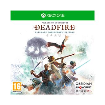 Pillars of Eternity II: Deadfire Ultimate Collector's Edition XBox One