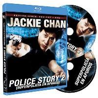 Police Story 2 - Superpolicía en apuros - Blu-Ray + DVD