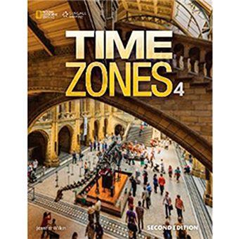 Time Zones 4 - Workbook