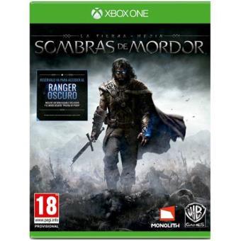 La Tierra Media: Sombras de Mordor Xbox One