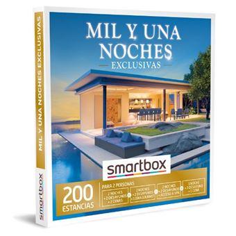 Caja Regalo Smartbox - Mil y una noches exclusivas