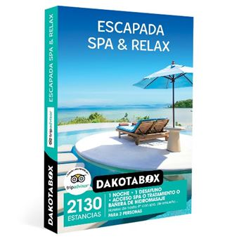 Caja Regalo Dakotabox - Escapada Spa & Relax