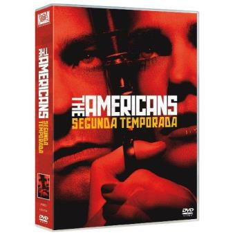 The Americans  Temporada 2 - DVD