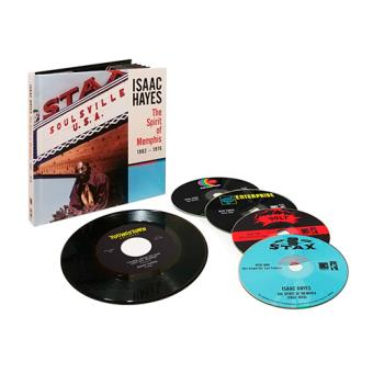 Box Set The Spirit of Memphis 1962-1976