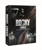 Pack Rocky + Creed  La saga Completa - Blu-Ray