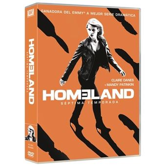 Homeland - Temporada 7 - DVD