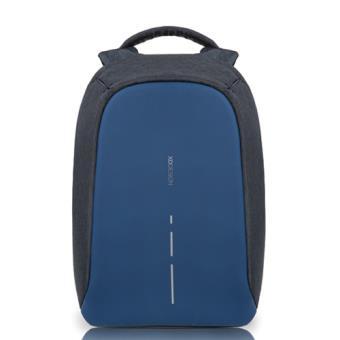 Mochila antirrobo Bobby compact azul marino - XINDAO -5% en libros ... c1483a4e4f368