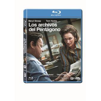 Los archivos del Pentágono - Blu-Ray