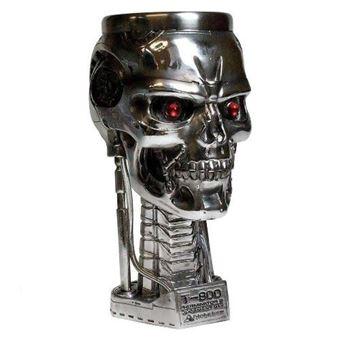Copa Terminator - Cráneo T-800