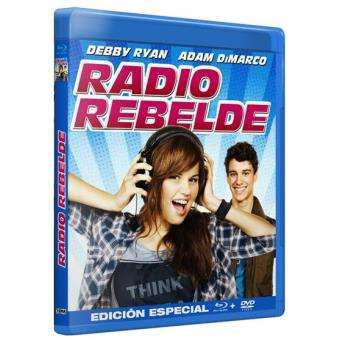 Radio rebelde - Blu-Ray + DVD