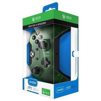 Mando PDP verde Xbox One