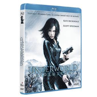 Underworld Evolution - Blu-Ray