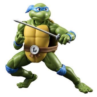 Figura Tortugas Ninja Leonardo (15cm)